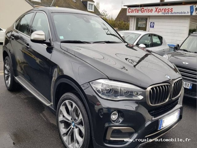 bmw / x6 / 3.0  exclusive